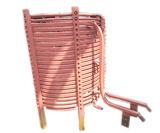 Печь электрической индукции плавя для алюминия утюга