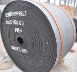 Nastro trasportatore di gomma di nylon del PE per gli impianti minerari e gli stabilimenti chimici