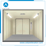 Elevador grande do serviço da capacidade de carregamento para transportar bens