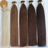 工場販売のインドのRemyの人間の毛髪の小型棒の毛の拡張