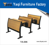 Popular 튼튼한 교실 Furniture School Furniture School Chair Desk Student Furniture Student Desk와 Chair (YA-006)