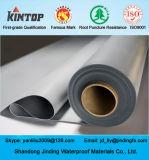 Membrane de PVC utilisée pour les structures au sol de dessous