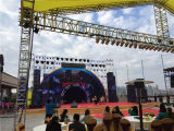 Elegante e Graceful LED Display Outdoor LED Screen