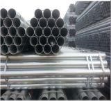 Tubo de acero galvanizado de la INMERSIÓN caliente del andamio de Q235 48m m/tubo de acero