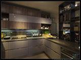 Stile 2015 di Welbom America L portello della cucina della melammina di figura