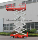 Manual / Hydraulic Vertical Cargo Portable Lift Table / Merchandise