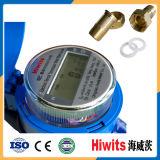 Medidor de água remoto eletrônico da classe C do jato de Digitas 15mm-20mm multi