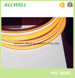 Pulvérisateur Gas Hose Pipe de PVC Pipe Hose Plastic Products Flexible High Pressure