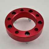4holes Wheel Lug Adaptor con Anodized Surface