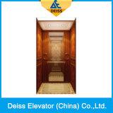 Da HOME segura do passageiro do estilo da fita de aço elevador residencial Dkv250 da casa de campo