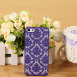 Королевское iPhone 5/5s/6/6 Plus аргументы за Phone iPhone 5 Mobile Phonfor PC Flower Transparent Phone Case