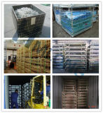 Складные тары для хранения провода металла для хранения Preform любимчика