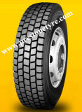 All Steel Radial Truck Tire 11r22.5 11r24.5 12r22.5 Pneus miniers