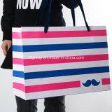 Bolsos de moda del regalo del papel de la Navidad