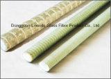 Rebar anti-corrosif de construction de fibre de verre, Rebar de la construction FRP d'ingénierie