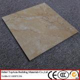 Progetto completo della decorazione delle mattonelle di pavimentazione della porcellana del corpo di rivestimento nero del Matt