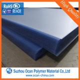 Strato rigido del PVC della metallina libera dell'Semi-Acetato per le schede di identificazione di stampa