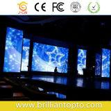 P4トルコ屋内SMDフルカラーLEDのビデオ壁