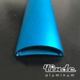 Perfil de aluminio de aluminio de la oxidación de la protuberancia/del color para las piezas mecánicas