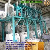 Bonne qualité de moulin de rouleau de maïs de farine de maïs