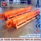 Grande Mina Car Dump cilindro hidráulico cilindro hidráulico Top