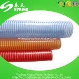 De plastic Slang van de Zuiging van pvc voor Vervoer van Poeder en Water in Landbouw