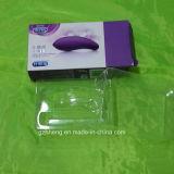 Scatola di plastica su ordinazione con il cassetto della bolla per Durex (contenitore di PVC)