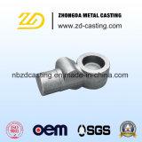Forjamento do aço de carbono com serviço fazendo à máquina do CNC