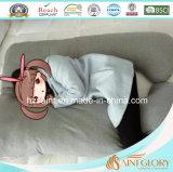 Ues-förmig volles Karosserien-Schwangerschaft-Kissen mit waschbarem Kissen-Deckel-Mutterschafts-Kissen
