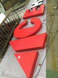 LED, die den Acrylzeichen-Zeichen-Kanal-Beleuchtung-Schaufenster-Zeichen-Großverkauf LED bekanntmacht Zeichen-heißes Schaufenster-Acryl-Zeichen beleuchtet