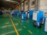 Compresor de aire transmitido por banda del tornillo de la industria para la venta hecha en China
