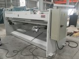 QC11y6X2500mm Hydraulische CNC Scherpe Machine
