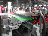 Machine ondulée de feuille de toiture de PVC