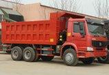 HOWO 371HP 6X4のダンプのダンプカートラック