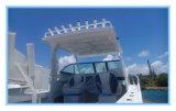 шлюпка кабины Cuddy алюминия 6.25m/21FT для рыболовства