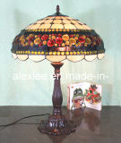 "Tiffany Lamp (Series - 18 "" plafond, 18 "" dient, 12 "" Wall in)"