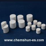 Alumina van de Schuring van de slijtage Bestand Hoge Ceramische Voering