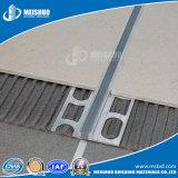 Junta de aluminio del movimiento de la baldosa cerámica y junta de dilatación en suelo