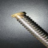 Conduit étanche de métal flexible d'acier inoxydable