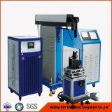 Energía de pulso de acero del uso de la soldadora de laser