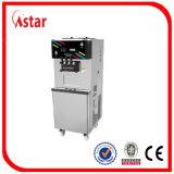 De commerciële Harde Machine van de Yoghurt van het Roomijs met Ingevoerd Ce van de Compressor