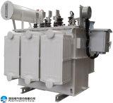 Transformador de Potencia de hasta 110 KV y 220mva (50 ~ 220MVA, 11 ~ 110 KV)