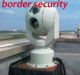 Range lungo Thermal e Visible Camera per Border Crossing