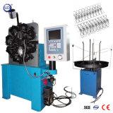 Pinza CNC completamente automática / torsión / tensión / clip de papel que forma la máquina