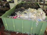 Heavy-Duty Plastic Shredder-Wt66200 de la máquina de reciclaje con Ce