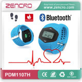 3D Pedometer Heart Rate Monitor Smart Bracelet Watch