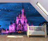 Eco-Friendly barato Auto adhesivo sala neonatal pared del sitio de murales de papel tapiz