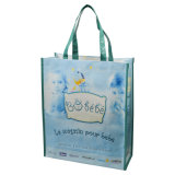 The TopのVelcroのPP Non-Woven Shopping Tote Bag