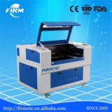 多機能CNCの二酸化炭素レーザーの彫版の打抜き機のための専門の製造者