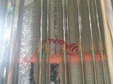 Chapa de aço ondulada Prepainted galvanizada material de construção da cor